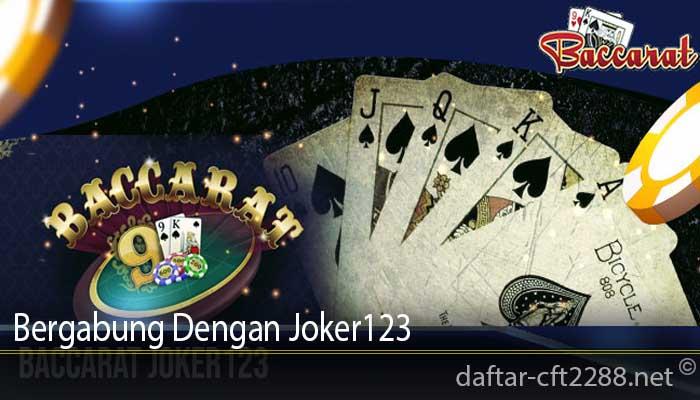 Bergabung Dengan Joker123